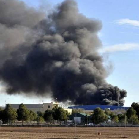 Spagna, aereo F16 greco si schianta su base Nato