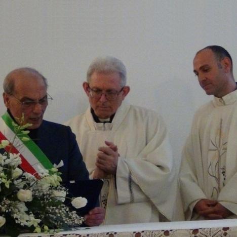 Aversa – Cambio di cappellano al Moscati (1)