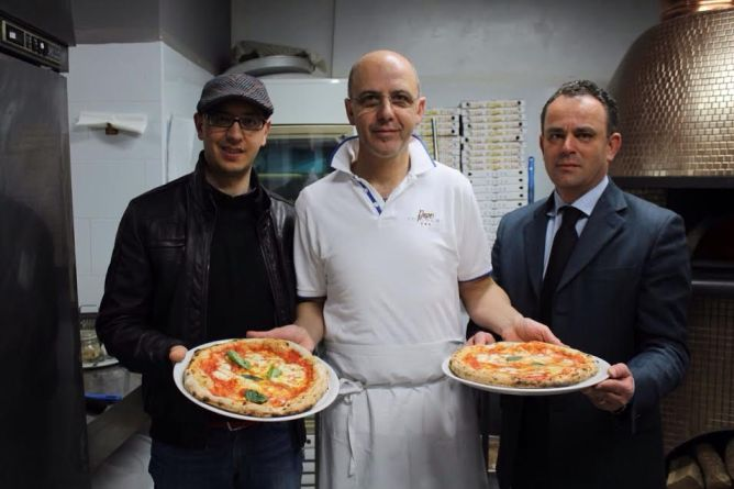 Caiazzo - Pepe pizzeria 2