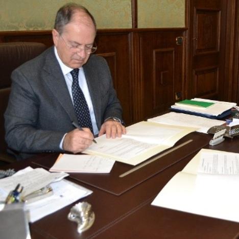Domenico Zinzi firma