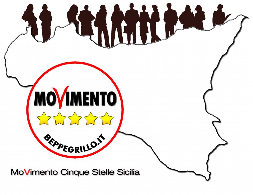 m5s sicilia logo