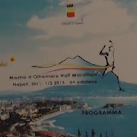 """Napoli – Seconda edizione di """"Mostra d'Oltremare Half Marathon"""" (26.01.15)"""