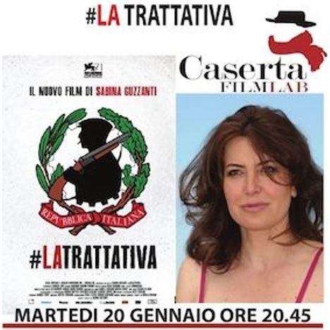 Sabina Guzzanti al Duel di Caserta