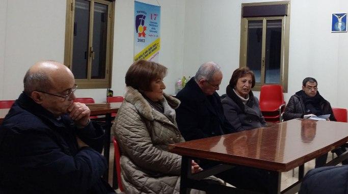 Aversa - Coppola presidente Cal Diocesano