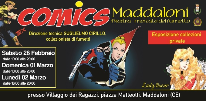 Comics Maddaloni