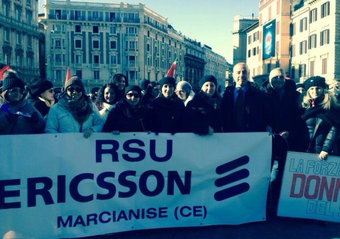 Ericsson Marcianise