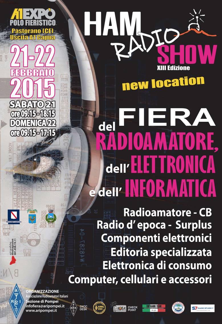 Ham radio show A1 Expo