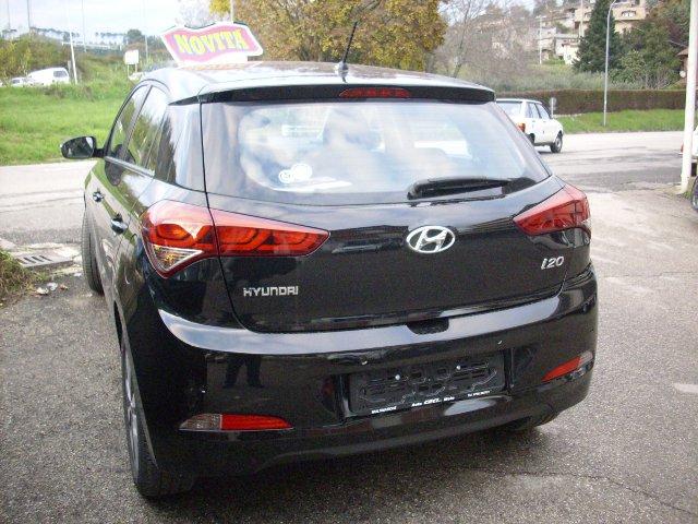 Hyundai I20 – 2