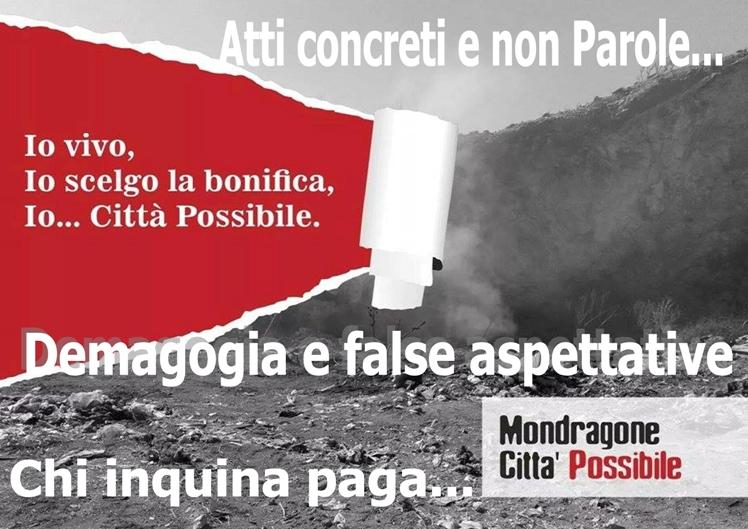 Mondragone - Taglialatela su Cantarella