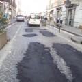 Via Roma toppe