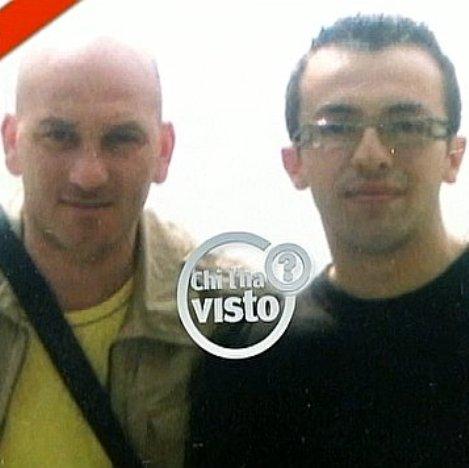Alessandro Sabatino e Luigi Cerreto, i due casertani scomparsi