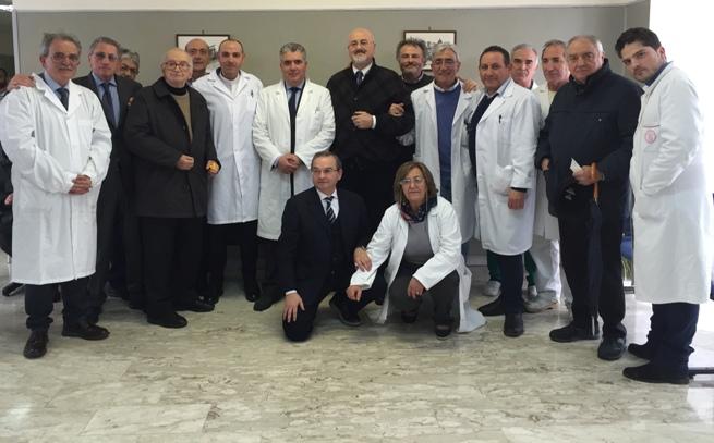 """Ospedale """"Moscati"""" - Festa di San Biagio"""