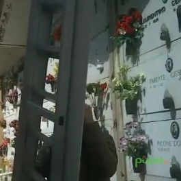 cimitero scala