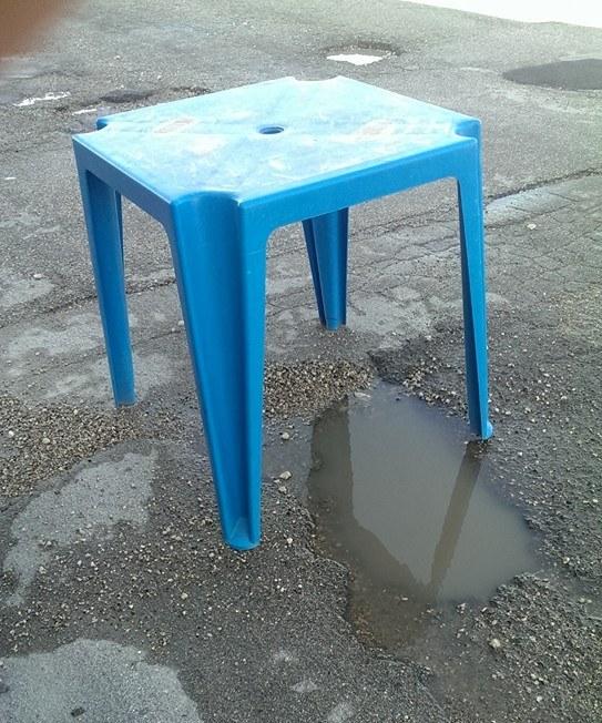 buca tavolino