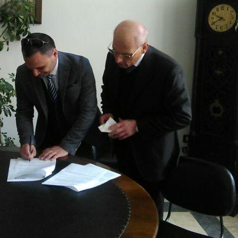 Aversa – Accordo con Mattei per Info Point 1 (1)