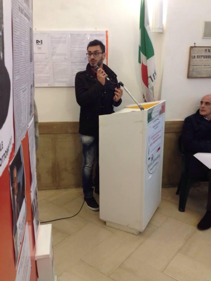 Aversa – Pd, sala riunioni intitolata a Jacazzi (1)