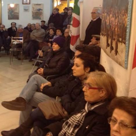 Aversa – Pd, sala riunioni intitolata a Jacazzi (2)