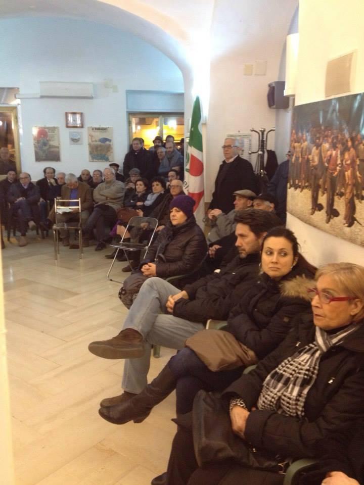 Aversa – Pd, sala riunioni intitolata a Jacazzi (3)