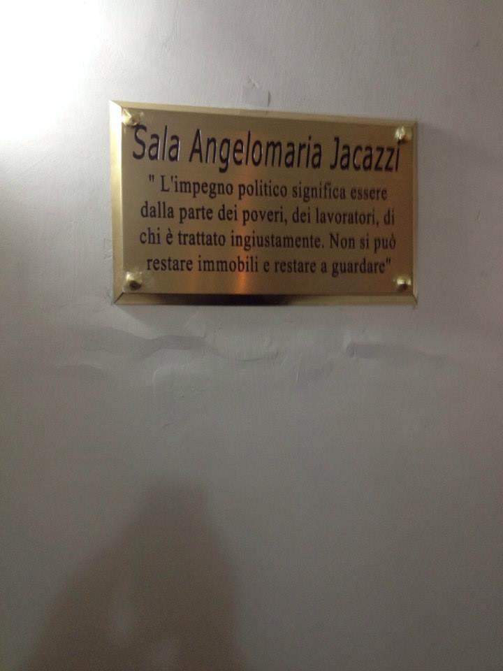 Aversa – Pd, sala riunioni intitolata a Jacazzi (5)