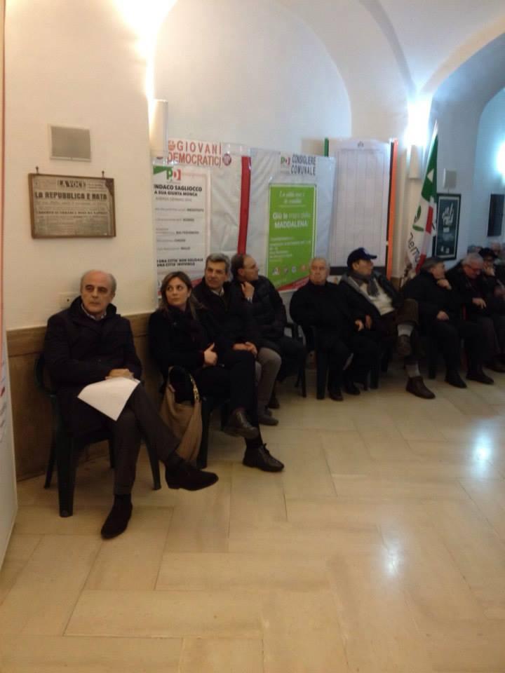 Aversa – Pd, sala riunioni intitolata a Jacazzi (7)
