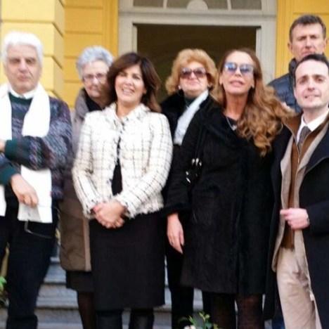 Barbara De Rossi a Caserta