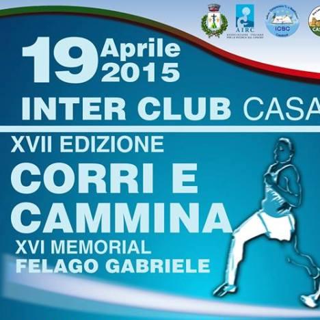 Casaluce – Corri e cammina 2015