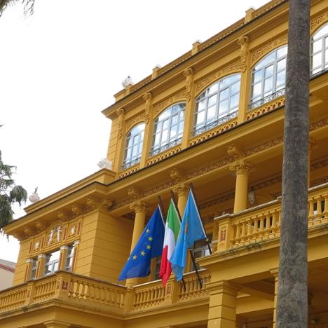 Caserta – Villa Vitrone
