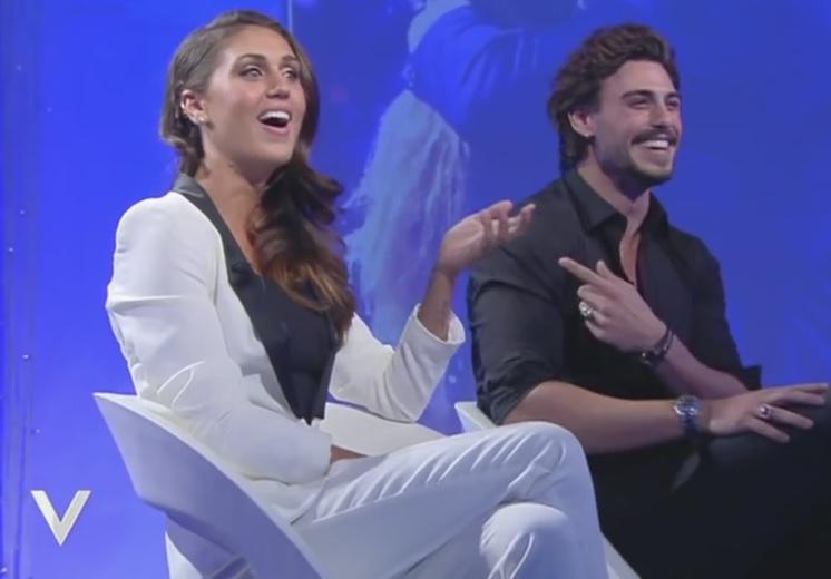Cecilia-Rodriguez-e-Francesco-Monte-a-Verissimo-Foto-da-video-3