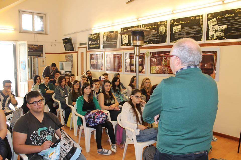 Cesa – Pro Loco accoglie studenti di Busto Arsizio (2)