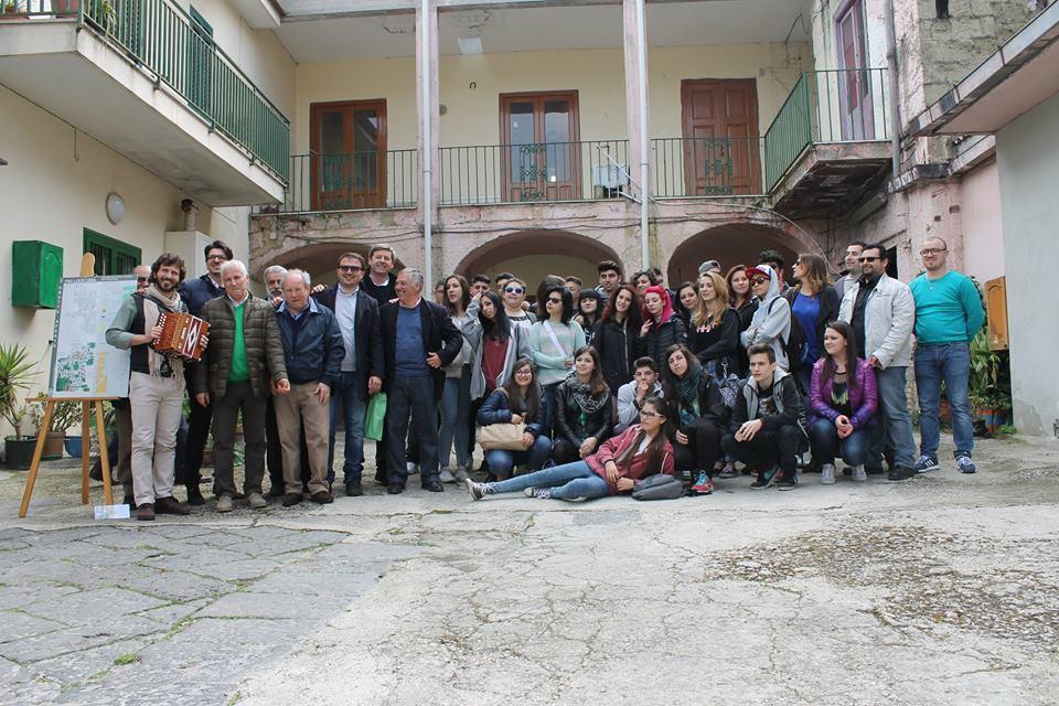 Cesa – Pro Loco accoglie studenti di Busto Arsizio (6)