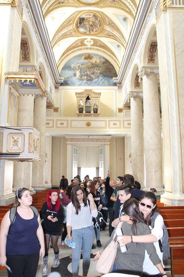 Cesa – Pro Loco accoglie studenti di Busto Arsizio (9)
