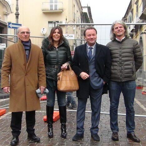 Aversa - Via Roma restyling