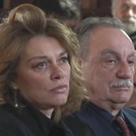 Francesco Rosi - figlia con Luca De Filippo