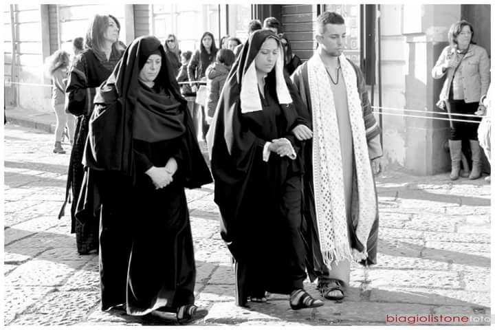 Frignano processione Addolorata (20)