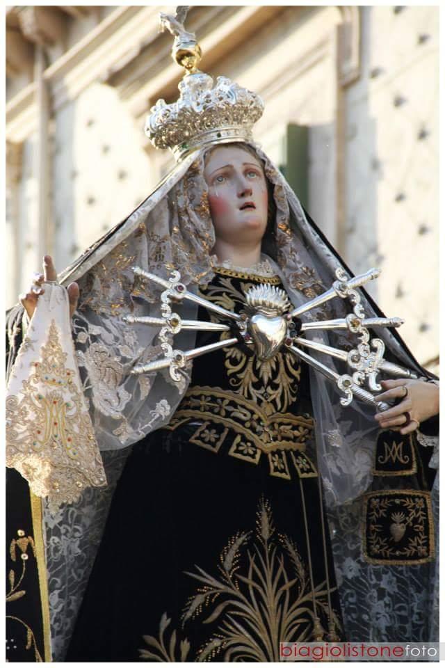 Frignano processione Addolorata (28)