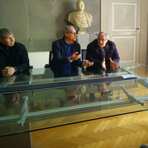 Marcianise – Incontro Interporto