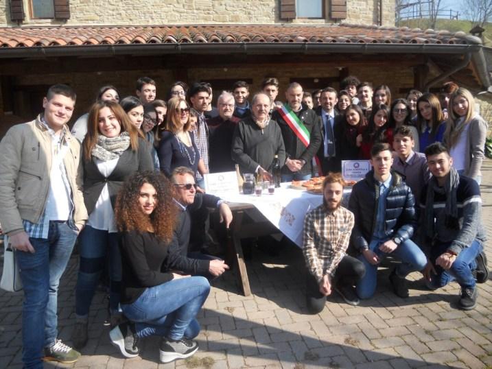 Marcianise - Liceo Quercia Fattorie Faggioli