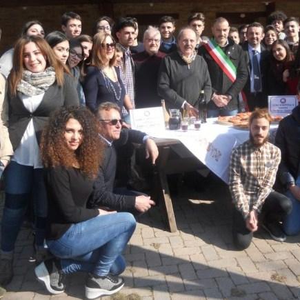 Marcianise – Liceo Quercia Fattorie Faggioli