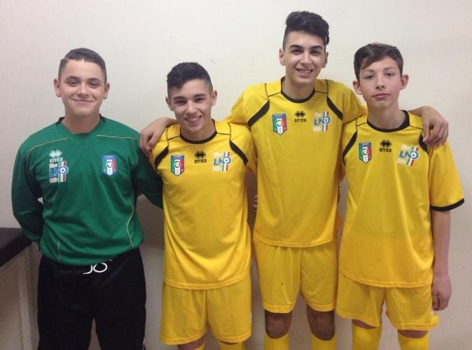 Marcianise – calcio rappresentativa