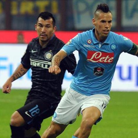 Napoli – Inter 2-2