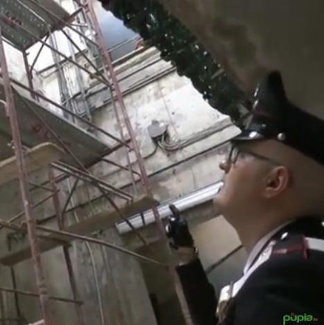 Napoli – Operaio muore cadendo da impalcatura