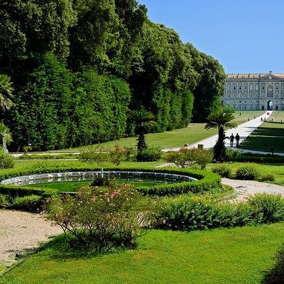 Reggia di Caserta – giardini