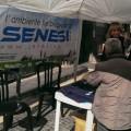 Senesi stand
