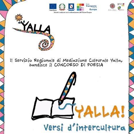 Yalla – concorso di poesia 2015