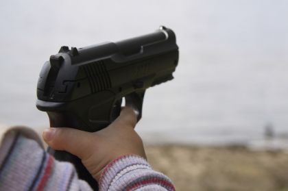 bambino-pistola