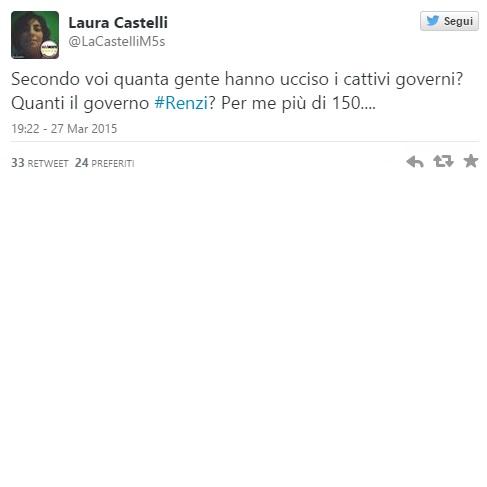 castelli tweet
