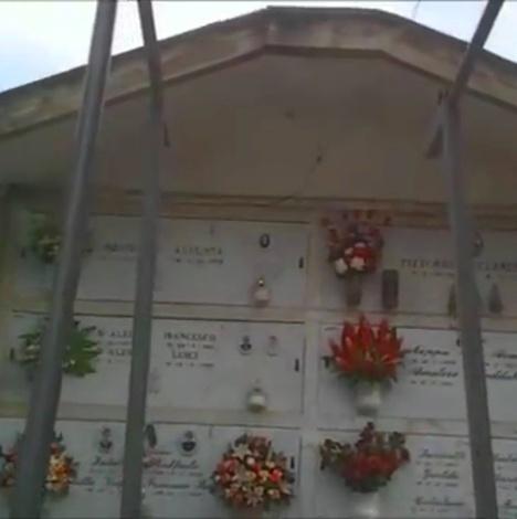 cimitero scale