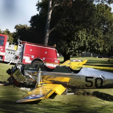 incidente harrison ford
