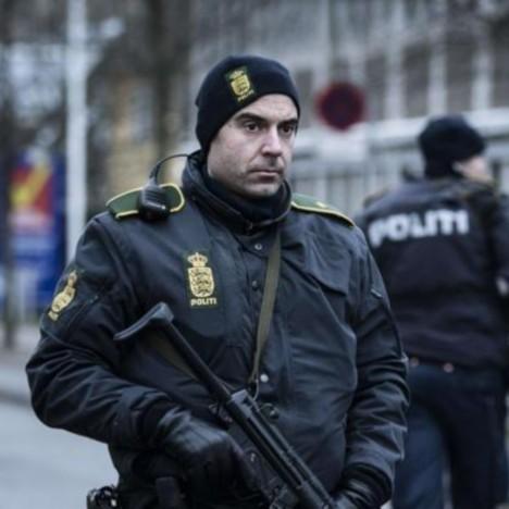 polizia copenaghen