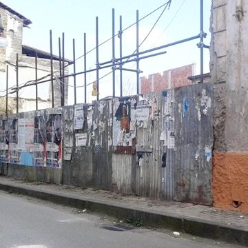 Trentola recinzione